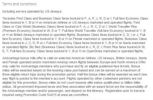 2015-AAdvantage-Transatlantic-Bonus-Miles-Offer-Terms
