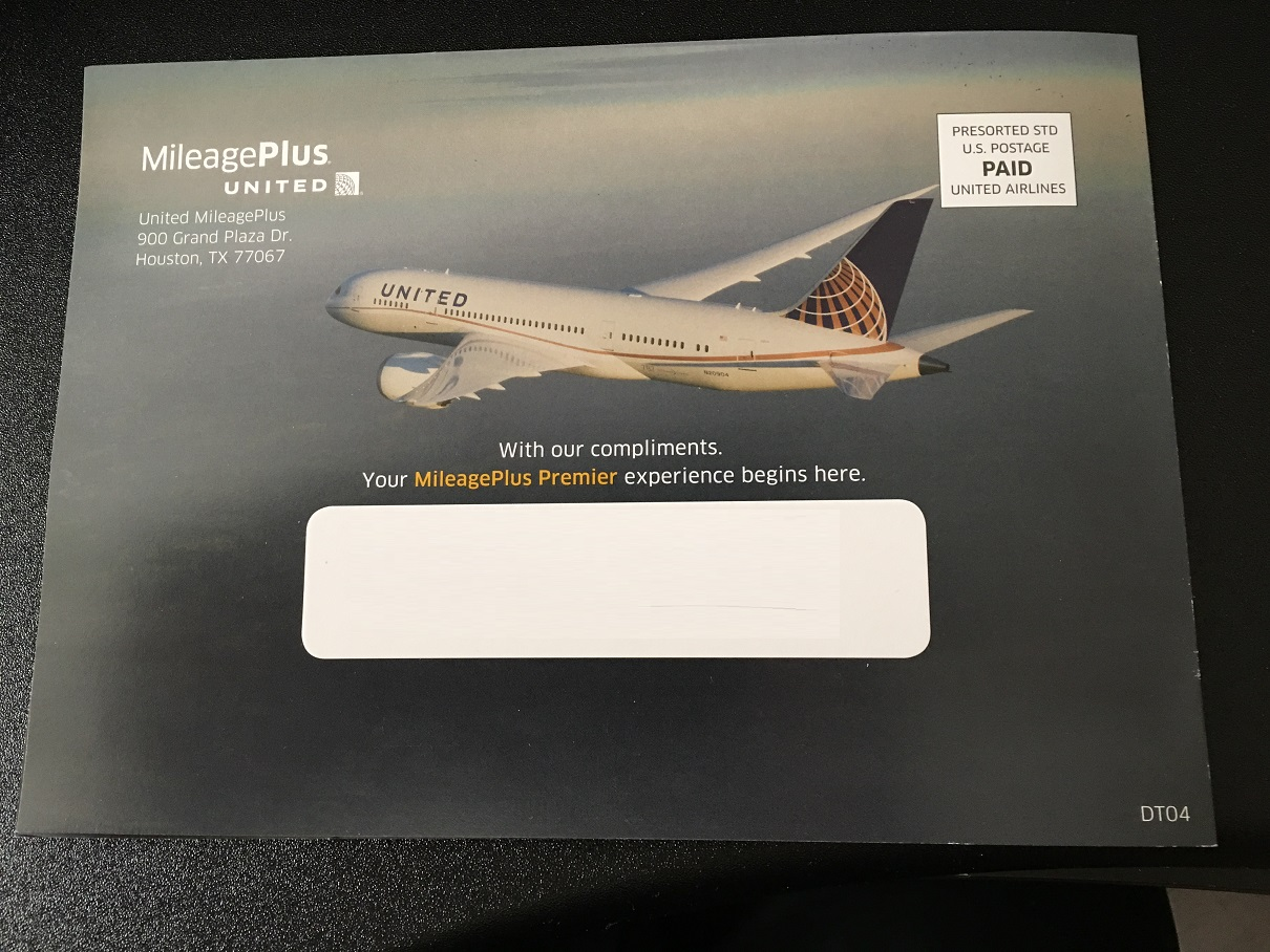 United Airlines MileagePlus and Marriott Rewards Double Status (Page 4)